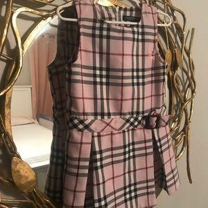 Burberry Black Label - Toddler Dress 3 / 3T Pink